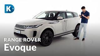 Range Rover Evoque 2019   COMODA E BELLA. DUBBI SUL MILD-HYBRID
