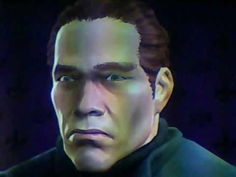 Arnold Schwarzenegger - Saints Row The Third - marcusgarlick