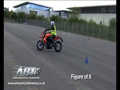 New Module 1 Motorcycle Test Manoeuvres May 2011