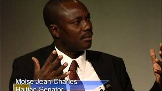 VIDEO: Interview with Senator Moise Jean Charles, The Next President of Haiti?