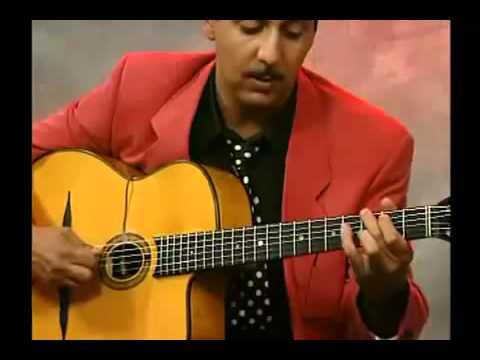 Romane Lessons Taught ( Part 3 ) Gypsy Jazz Swing Lecon Guitare Manouche