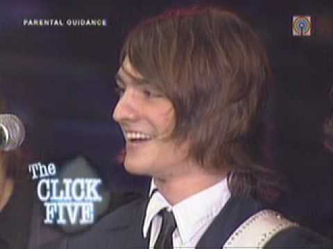 The Click Five - Jenny Live
