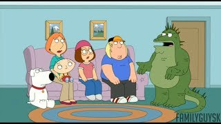 Family Guy - Peter die Echse! [1] (Deutsch / German)
