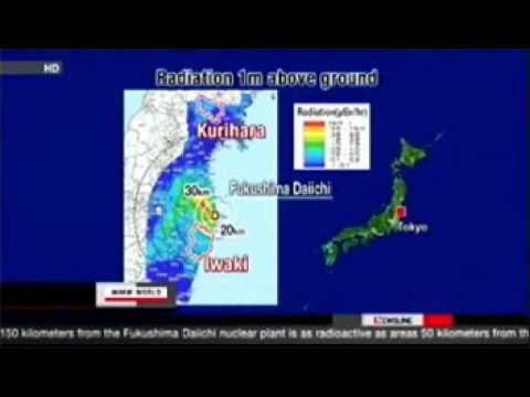 Fukushima solves radioactive beef problem by BURNING it 7/21/11