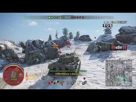 World of Tanks Xbox one Tiger 131 7 Kills