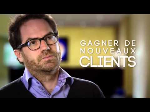 Gabriel DabiSchwebel, fondateur d'1min30 explique l'inbound marketing / T2M 2013