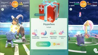 Neue Boxen, Update PvP, Duo Hundemon, Cresselia - Pokemon Go Berlin #26