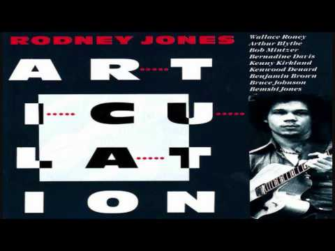 Rodney Jones - Articulation (1978)