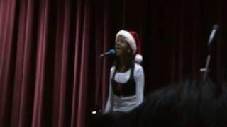 Watch Melanie Merry Christmas video