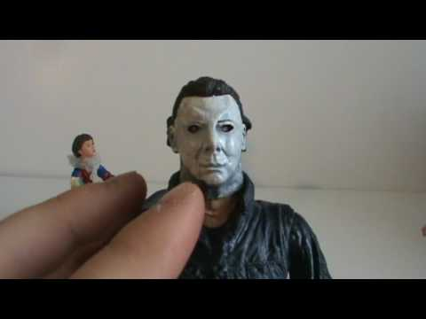 Toy Spot - Neca Halloween Evolution of Evil Two pack