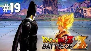 Dragon Ball Z: Battle of Gods - Dragon Ball Z Battle Of Z: Story Playthrough - SLENDER CELL! (Co-op Mode #19)