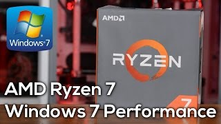 Ryzen 7 1800X: Windows 7 vs. Windows 10 Gaming Performance