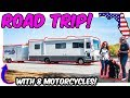 We Took a Custom 20 Year Old RV To Florida.. WILL WE MAKE IT?!