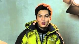 [CF] 이민호 Message for Eider 아이더 Fall/Winter 2013 (15s) 130821
