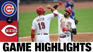 Castellanos' slam powers Reds past Cubs | Cubs-Reds Game Highlights 7/29/20