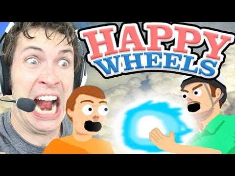 Happy Wheels - HADOUKEN Music Videos