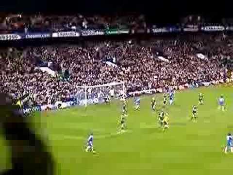 John Obi Mikel Goal