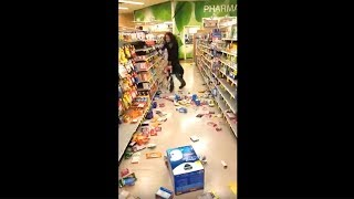 Teens Destroy Store For Some Instagram Clout..