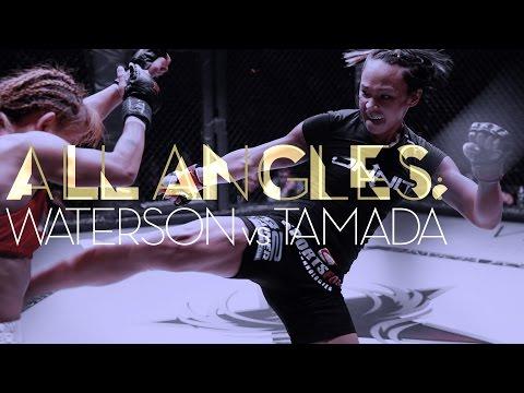 ALL ANGLES: Waterson vs Tamada