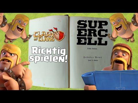 Clash of Clans spielen wie Supercell es vorsieht! 😏🙄