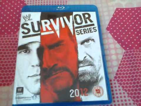 Survivor Series 2012 Blu-ray Review