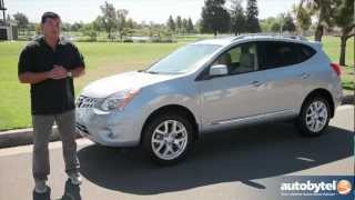 2012 Nissan Rogue Test Drive & Crossover SUV Video Review