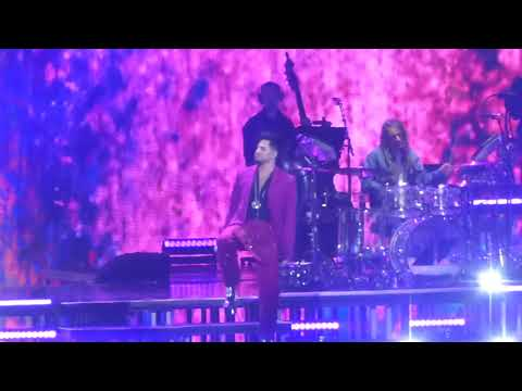 Avicii Tribute Concert/Lay me Down - Adam Lambert Live @ Friends Arena, Stockholm 5/12 2019