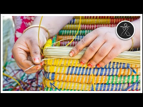 Dhaka Handicrafts: working for the artisans [Fair Trade Video #032]