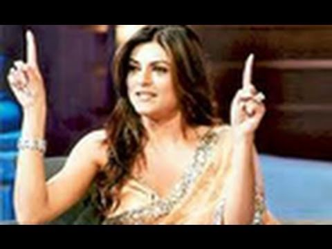 Sushmita Sen's Regarding Marriage - Latest Bollywood News