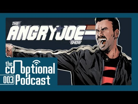 The Co-Optional Podcast Ep. 4 Ft. AngryJoeShow - Polaris