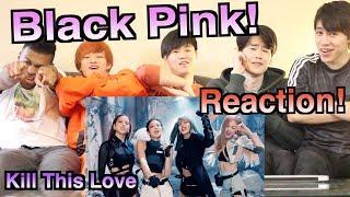 【BLACKPINK - 'Kill This Love' M/V】일본인이 한국어로 하는 K팝 리액션!!