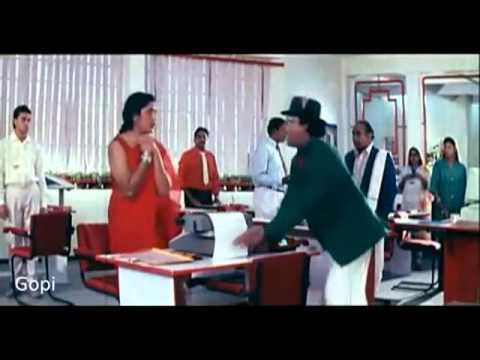 Telugu Comedy Scenes Chiranjeevi.mp4 video