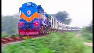 Super Fast Premium Train In Bangadesh Railway - Padma Express Train