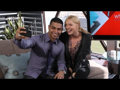 Laura Prepon and Wilmer Valderrama On Their New NBC Shows