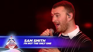 Download Lagu Sam Smith - 'I'm Not The Only One' - (Live At Capital's Jingle Bell Ball 2017) Gratis STAFABAND