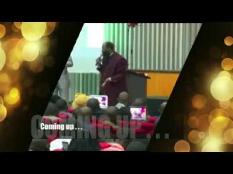 Brazzaville Conference Part 3-Prophet Dr. Owuor