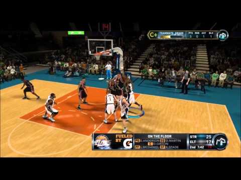 NBA 2K12 My Player 1st Thoughts