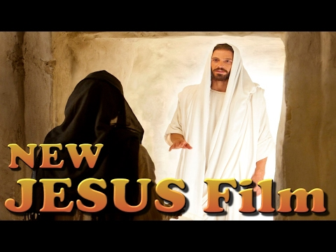 The NEW Jesus Film 2013