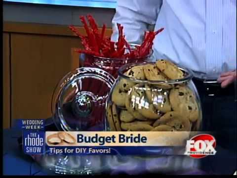 Ton of wedding favors ideas
