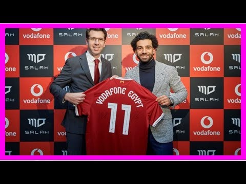 Últimas Notícias   Golos de Salah podem custar 135 milhões de euros à Vodafone thumbnail