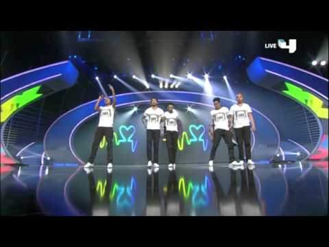 image vido ArabsGotTalent - S2 - Ep8 - Lhbab Family 