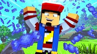 Minecraft: MUITO RARE CANDY  - POKEMON #19 ‹ EduKof Games ›