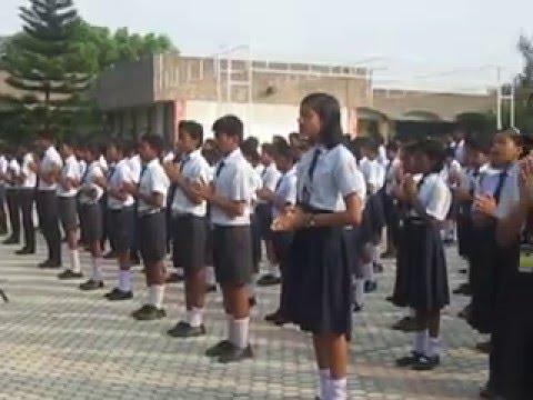 Navodaya Prayer at JNV Puri Odisha.