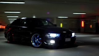 Mitsubishi Galant Avance || Stance || HD || Built With Passion || MARTIECARS