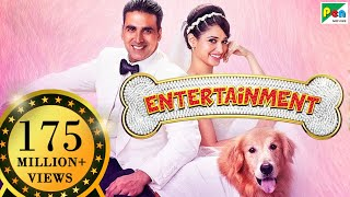 Entertainment  Full Movie  Akshay Kumar, Tamannaah Bhatia, Johnny Lever  HD 1080p