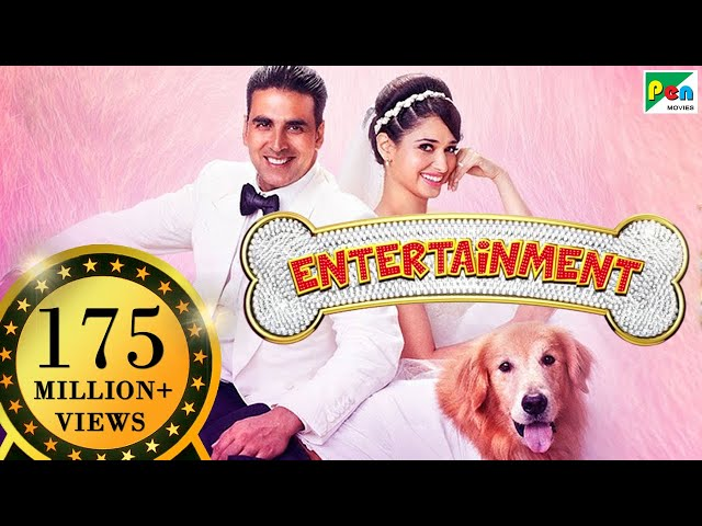 Entertainment  Full Movie  Akshay Kumar, Tamannaah Bhatia, Johnny Lever