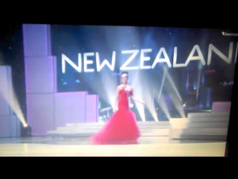 Adriana Dorn Evening Gown Preliminaries