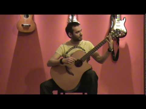 Nauka Gry Na Gitarze. Lekcja 15 Prawie Do Nieba - Andrzej Piaseczny Część 2