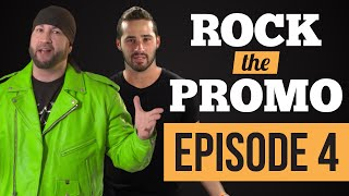 "ROCK THE PROMO - Episode 4 feat. Shane ""Hurricane"" Helms (Hosted By Joe Santagato)"