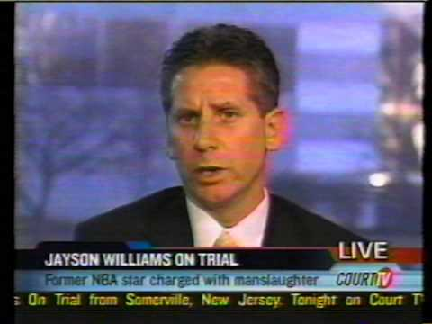 Court TV/Tru Tv: Jayson Williams murder, interview w/ James R. Wronko